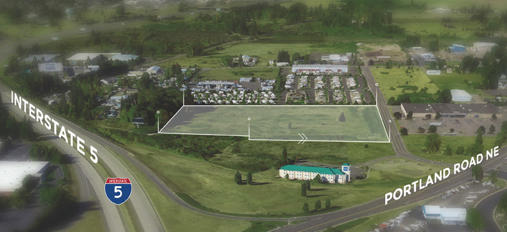 Confederated Tribes of Siletz Indians announce plans to build Oregon's first and only inter-tribal gaming and entertainment facility